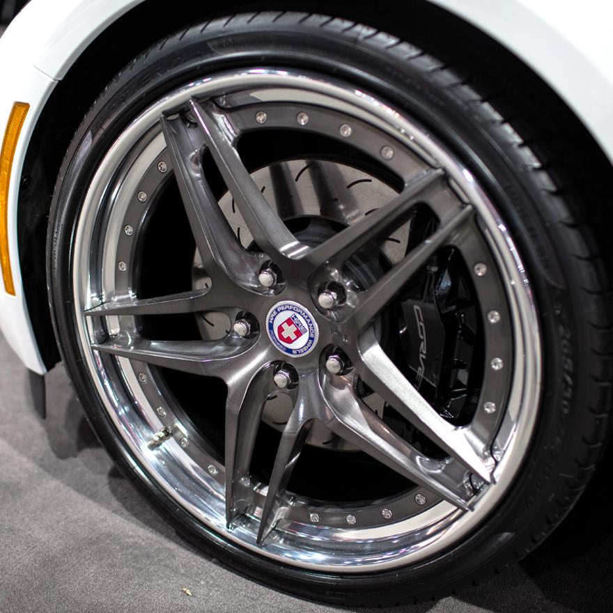 S107 For Chevrolet Corvette C7