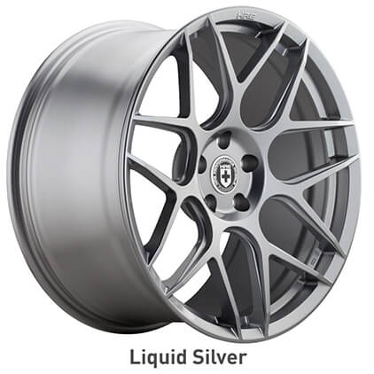 HRE FF01 Liquid Silver